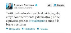 twitter chavana