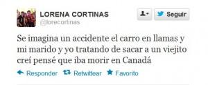 twitter lore cortinas