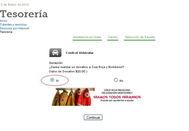 PG5 Donativo CR