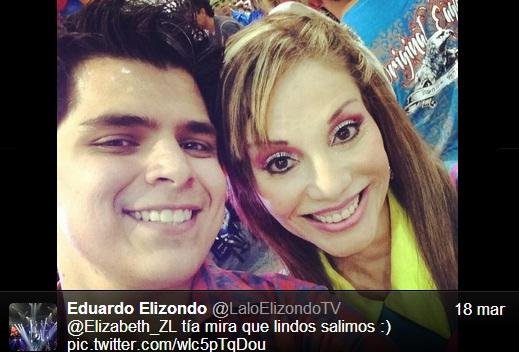 Eduardo Elizondo y Elizabeth