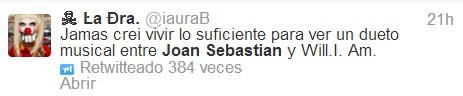 Tuit Joan Sebastian