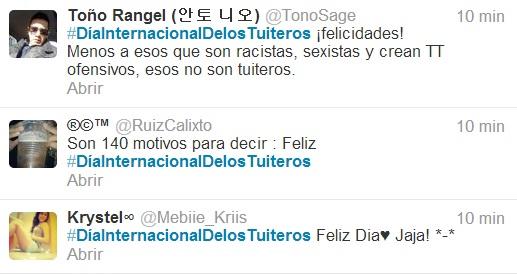 Tuiteros 3