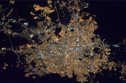 estación espacial 6