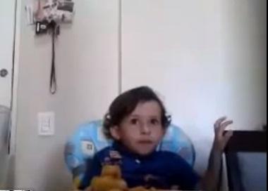 niño portugues