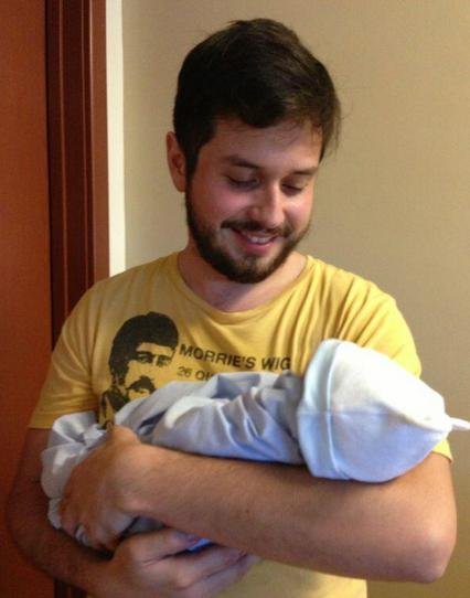 bebé de Jazmín