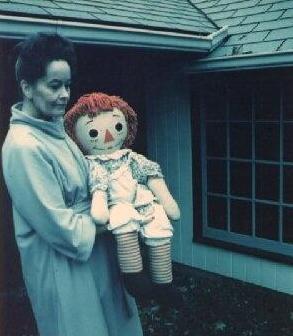 Annabelle el conjuro