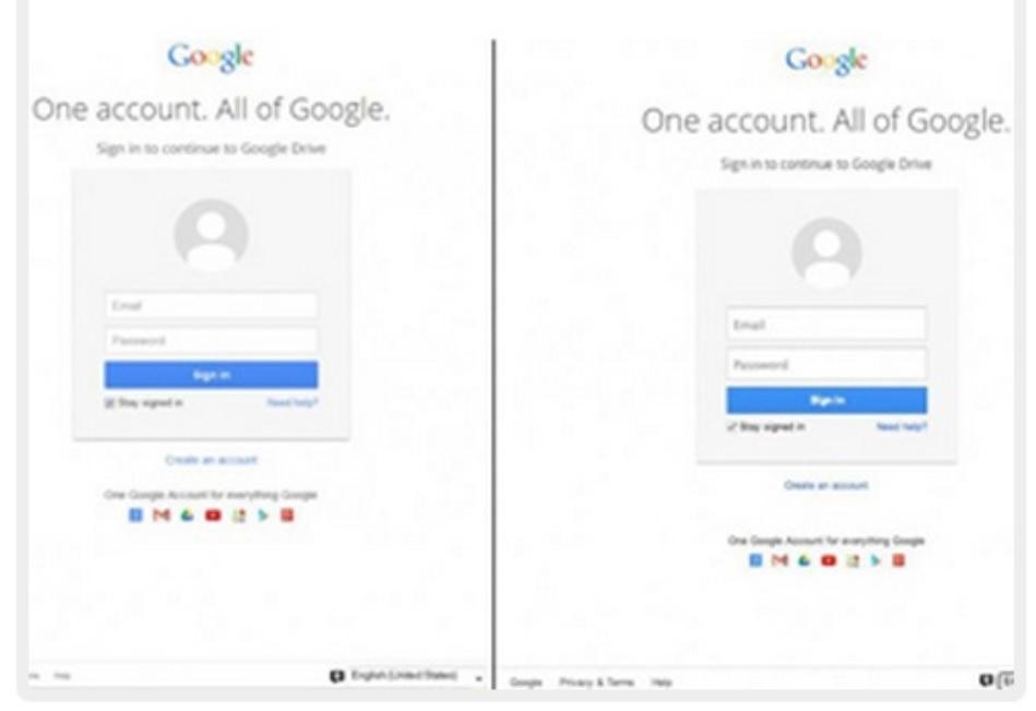 phishing en gmail