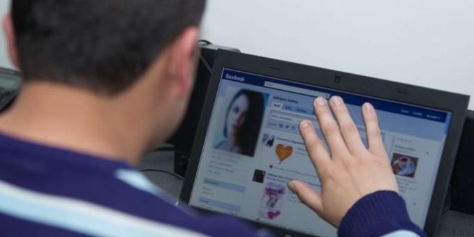 perfiles falsos en Facebook