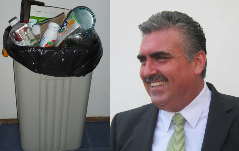 cesto de basura césar garza villarreal