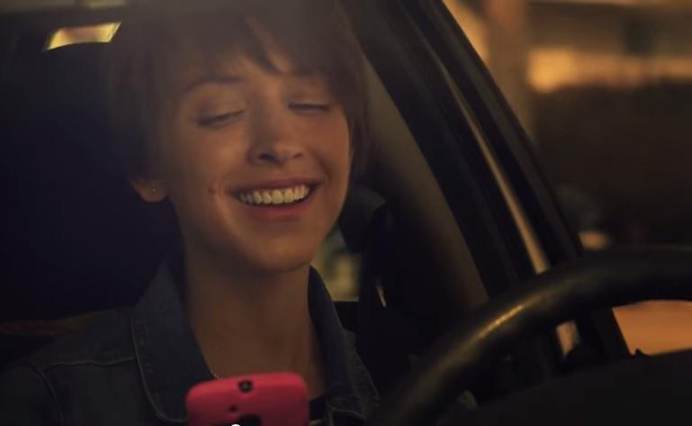 uso del celular en el automovil