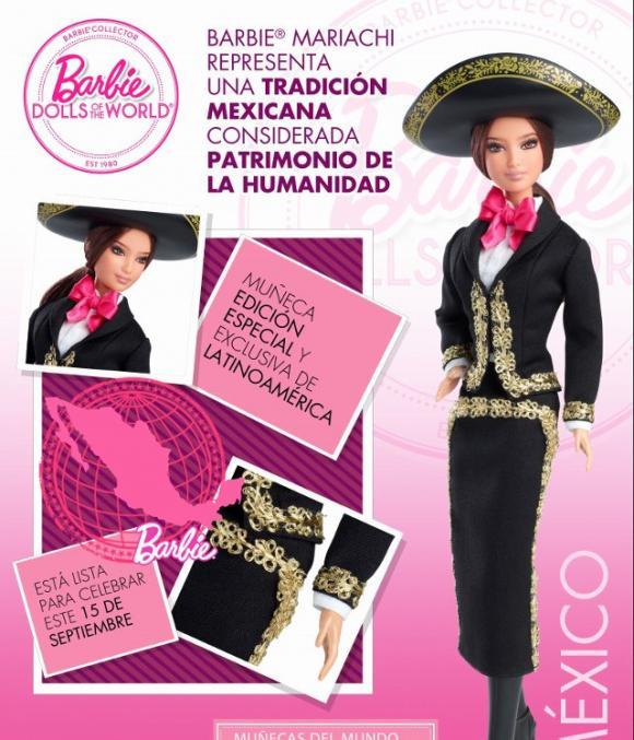 barbie mariachi portada