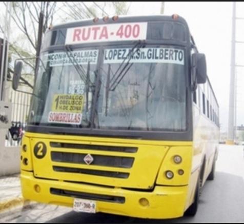 ruta 400