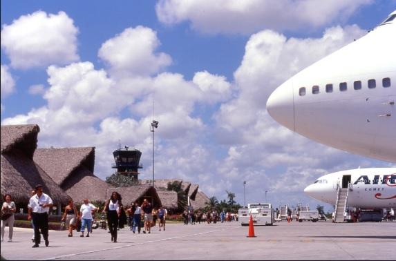 aeropuerto punta de cana
