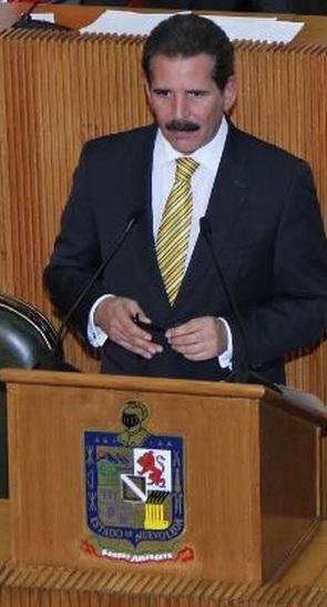 diputado Carlos Barona Morales