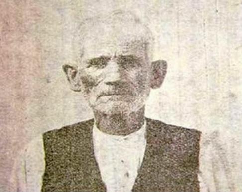 el viejo del costal Francisco Leona