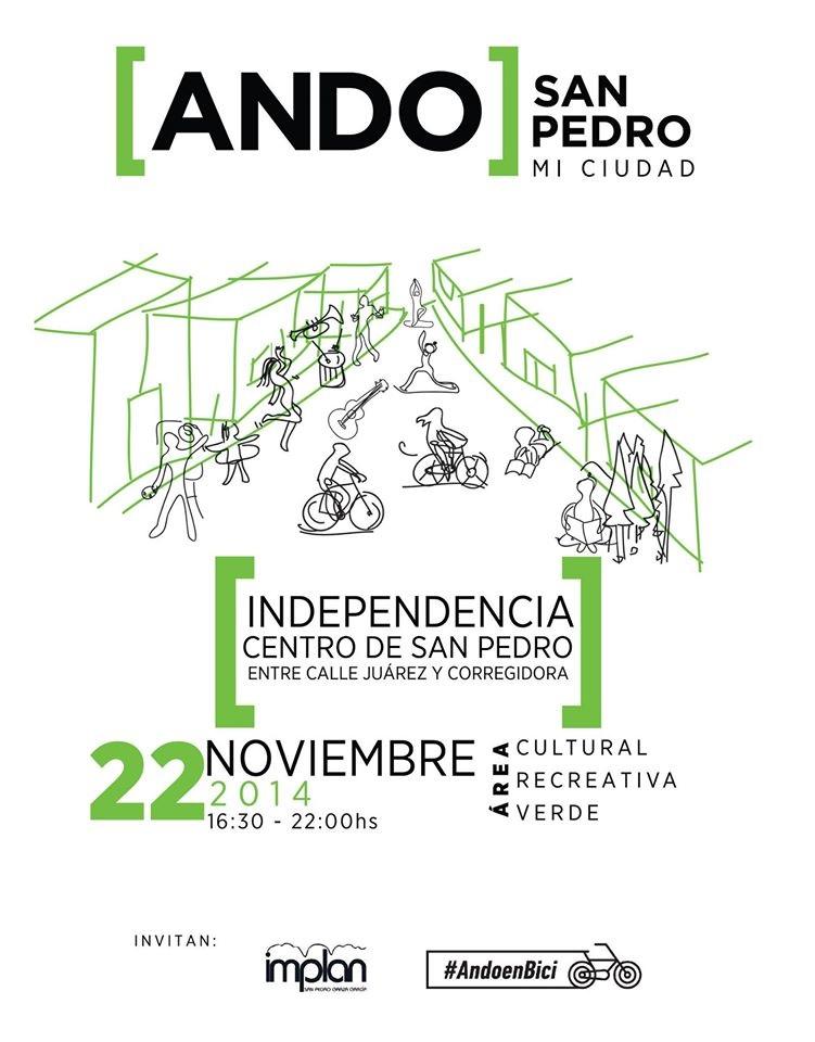 San Pedro ANDO