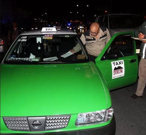 revisión de taxis