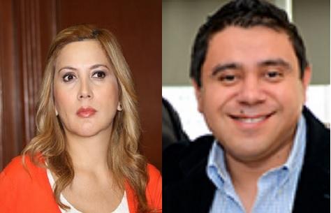 margarita arellanes y José Serrano