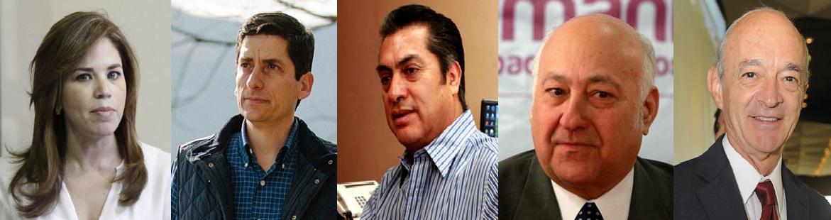 candidatos a la gubernatura de nuevo leon