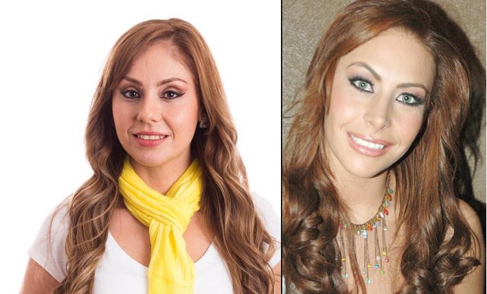 jackie Montfort y Vanessa Guzmán