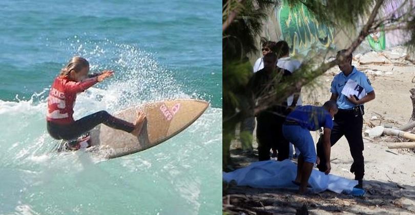 tiburón mata a niño surfista